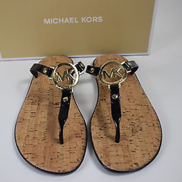 0afb85d74163 Michael Kors Charm Sandals